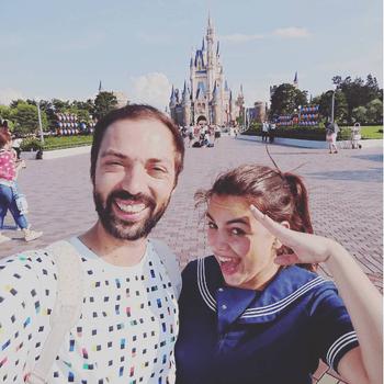 Ana Guiomar e Diogo Valsassina | Foto via Instagram @anaguiomar
