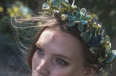 10 headbands pour accessoiriser votre look de mariée