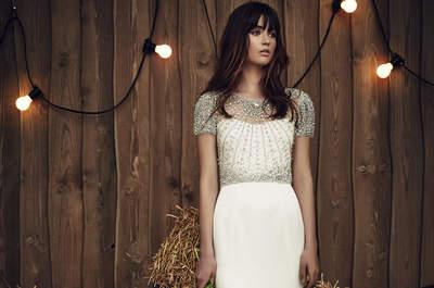 Свадебные платья Jenny Packham 2017: стильно и смело