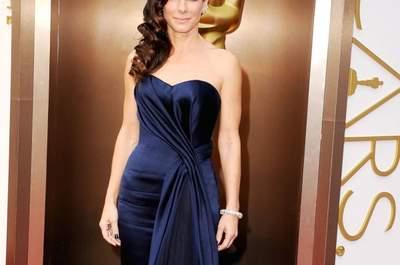 Inspírate en la Red Carpet de los Oscar 2014 y elige el mejor vestido de fiesta para boda