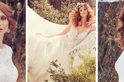 Las últimas tendencias de Maggie Sottero: vestidos de ensueño para novias especiales
