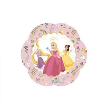 Plato fondo princesas 4 pz- Compra en The Wedding Shop