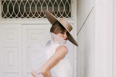 Nueve vestidos de novia que llevaría hoy Audrey Hepburn para dar el