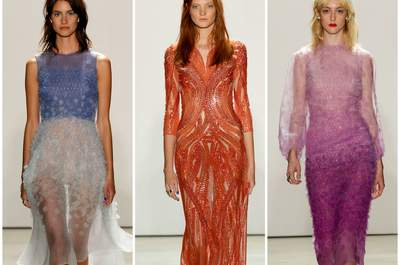 Jenny Packham Spring/Summer 2016 Read-to-Wear is Perfect for Wedding Guests