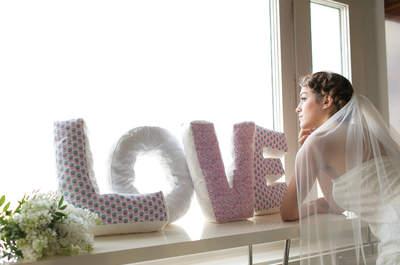 So sieht die Brautkleider-Kollektion von Anne Wolf 2016 aus: Romantische Brautmode aus Berlin!
