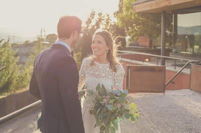 Sin duda, para siempre: la boda de María y Oriol