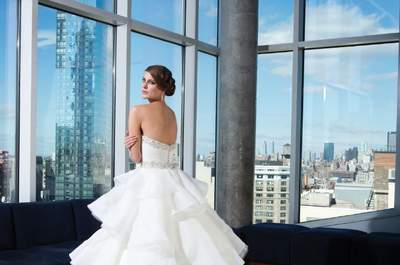 Colección 2014 Signature Justin Alexander: Vestidos de novia atemporales