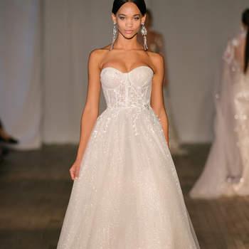 Entdecken Sie die schönsten Brautkleider mit Herzausschnitt!