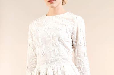 Rendez-vous au Printemps le 31 octobre pour un défilé de robes de mariée et de costumes époustouflant