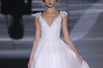 Os 50 vestidos de noiva para mulheres magras mais espectaculares. Não perca!