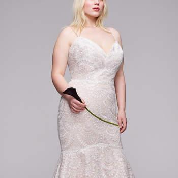 Vestido modelo Zurie da Anne Barge