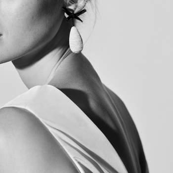 Carolina Herrera Bridal 2018. Credits: Carolina Herrea