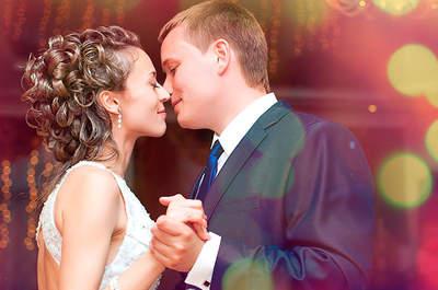 Ces mariés ont créé la surprise avec leur première danse... Et un invité inattendu!