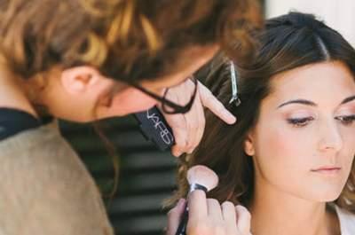Crea un radiante maquillaje de novia paso a paso con Natura
