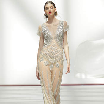 Carola Forconi. Credits_ Madrid Bridal Week