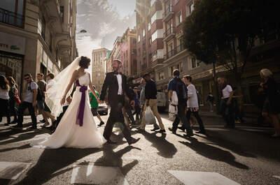 Mónica del Agua: imágenes extraordinarias de los mejores instantes de vuestra boda