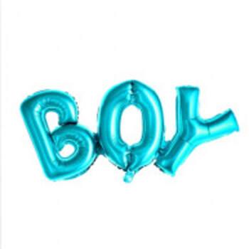 Ballon Boy - The Wedding Shop !