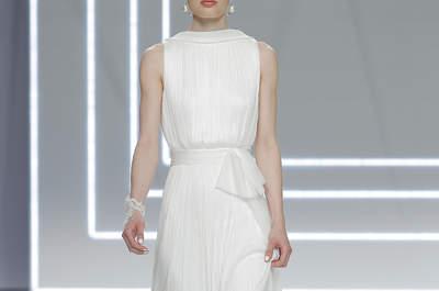 Prachtvolle Brautkleider im Empire-Stil 2017 – Luxus & Klasse im Fokus