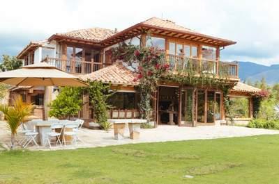Foto: Casa Antares (Alkila)