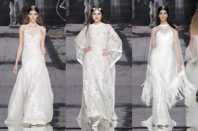 Vintage inspirierte Brautkleider für 2015