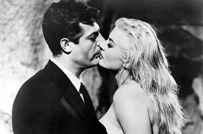 San Valentín inspirado en los diez besos más románticos de la pantalla grande