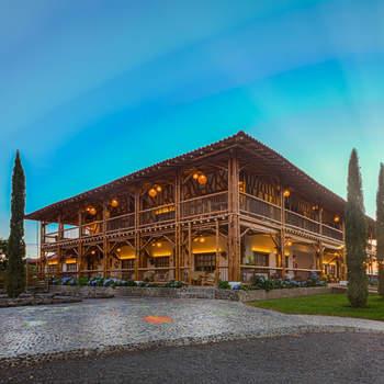 Foto: Hotel Casa San Carlos Lodge