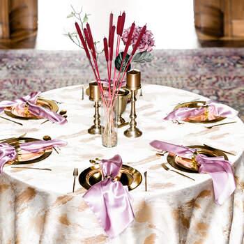 Foto: Tablecloth Hire