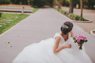 ¿Cómo elegir el peinado de novia ideal? Descubre 4 nuevas y elegantes opciones