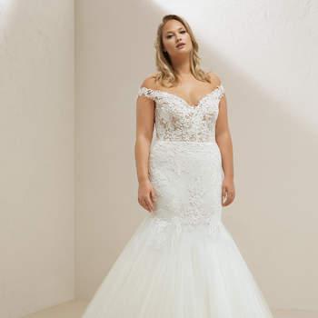 45c8f44fe 60 vestidos de novia para gorditas: ¡luce tus curvas con las últimas ...