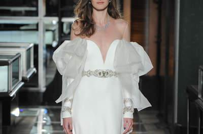Vestidos de novia estilo vintage: ¡vuelve todo el glamour de época!