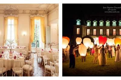 Château de Santeny : Un mariage près de Paris dans un cadre fabuleux
