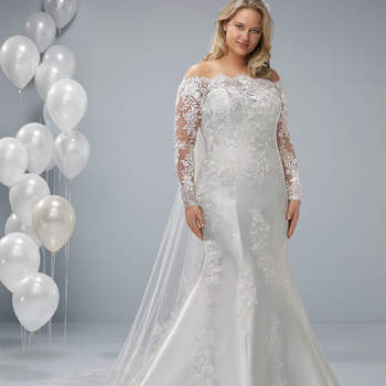 Vestido modelo Oly da White One Plus