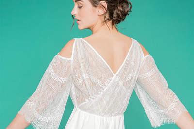 Camaïeu lance sa toute première robe de mariée : un challenge novateur réussi !