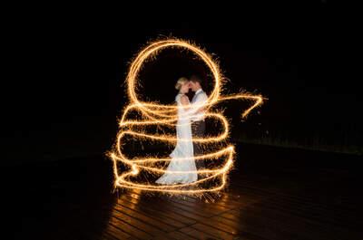 Prosit: So feiern Sie Ihre Silvester-Hochzeit!