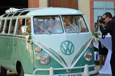 Oldtimer für die Hochzeit: So kommen Sie nostalgisch und extravagant zur Ihrer Hochzeit 2015!
