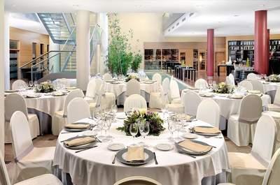 Celebra una boda exclusiva en el H10 Marina Barcelona