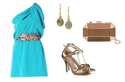 Идеи стильного looka подружек невесты