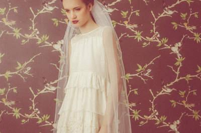 Sehen Sie hier zauberhafte Brautschleier, die Ihr Styling erst perfektionieren