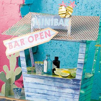 Mini barra fiesta cubana- Compra en The Wedding Shop