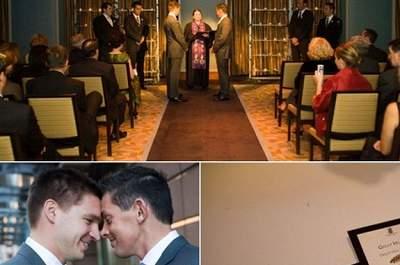 Casamentos gay: o que é que muda?