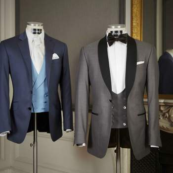 Photo : Scabal