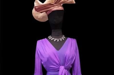 Des tenues d'invitée élégantes avec la créatrice Catherine Varnier