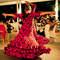 No hay nada más típico en España que un baile de sevillanas. Foto: Adrián Tomadin