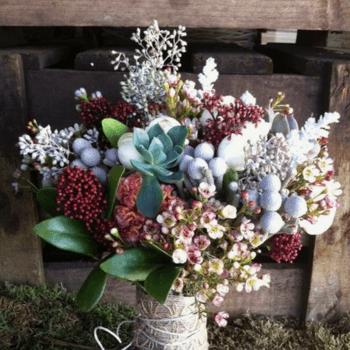 Foto: Mar de flores