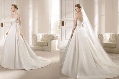 Brautkleid der Woche: