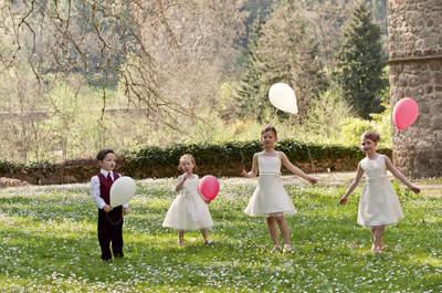 Jak wybrać wyjątkowe ubranka na wesele dla dzieci?