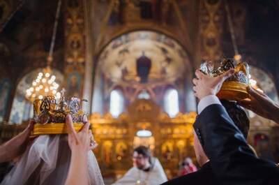 Венчание молодоженов: сделайте свой выбор!