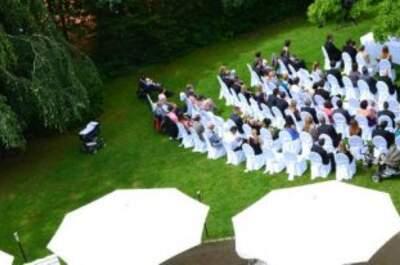 Heiraten in Frankfurt am Main - Auswahl von Hochzeitsdienstleistern