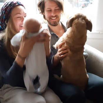 O bebé é fruto do seu casamento com o ator e produtor Tim Loden. | Foto via Instagram @yvonnestrahovski