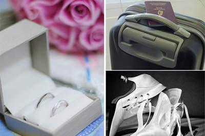 Dicas para organizar um casamento no estrangeiro